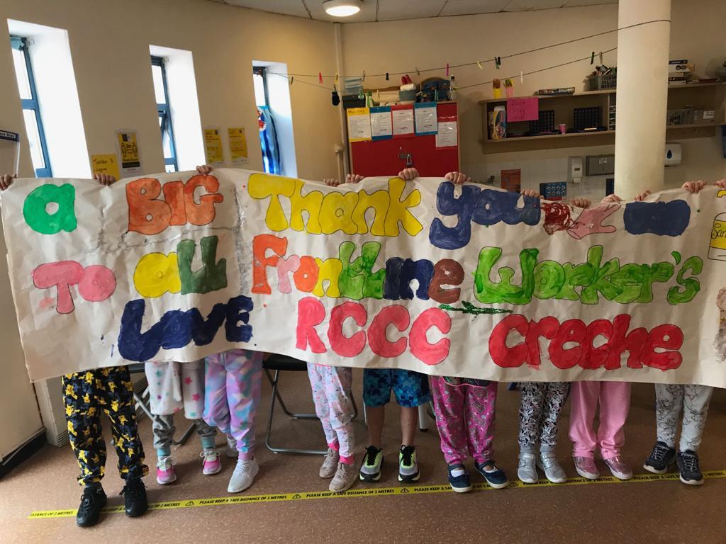 Ronanstown Community Childcare Community Employment Scheme